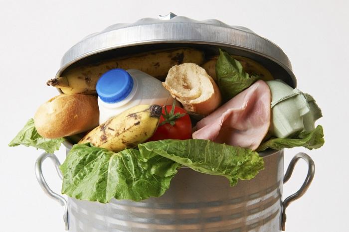 spreco di cibo